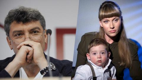 Обнаружен внебрачный сын Бориса Немцова, матерью которого является Екатерина Ифтоди