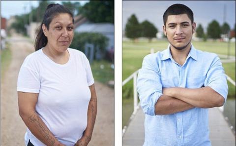 Мексиканка, бросившая новорожденного сына, через 18 лет начала встречаться с ним