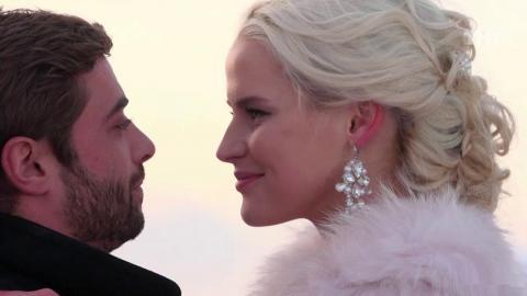 Илья Глинников и Екатерина Никулина столкнулись на свадьбе с Лесей Рябцевой