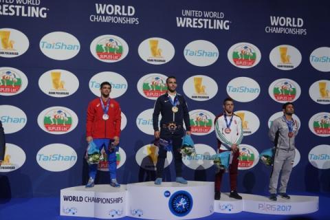 Чемпионат мира по борьбе 2017 в Париже: результаты, медали и расписание, где будут показывать прямую трансляцию