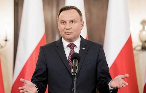 Польский президент предупредил о «российских самолетах над Берлином»
