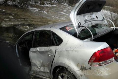 Страшное ДТП в Волгограде: водитель легковушки разбился насмерть