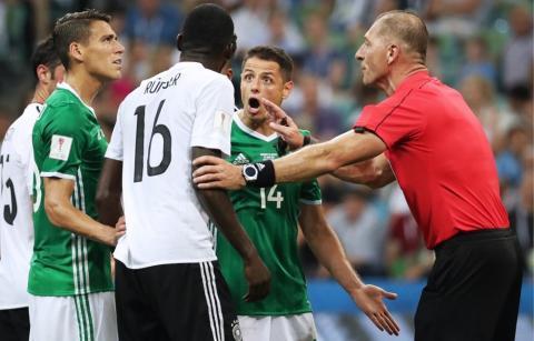 «Германия - Мексика» 29 июня 2017: счет, голы, обзор матча – видео