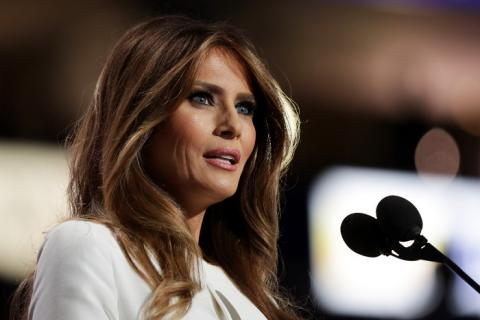 Меланья Трамп подала иск против Daily Mail