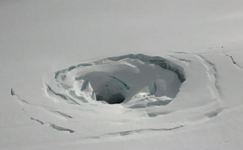 Крупнейший ледник Исландии стремительно тает, угрожая миру природными катаклизмами