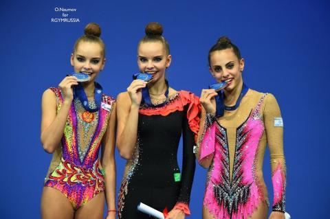 Чемпионат мира по художественной гимнастике 2017 в Пезаро, многоборье: результаты, медальный зачет, расписание, когда смотреть прямую трансляцию