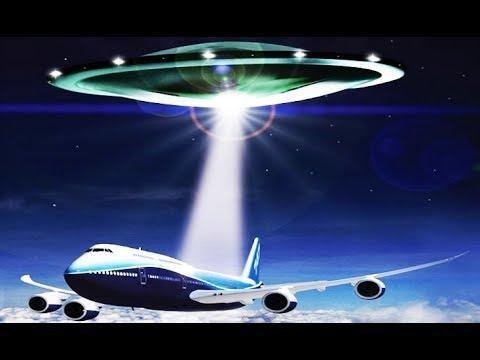 Инопланетяне преследовали самолет Калининград-Москва – очевидцы