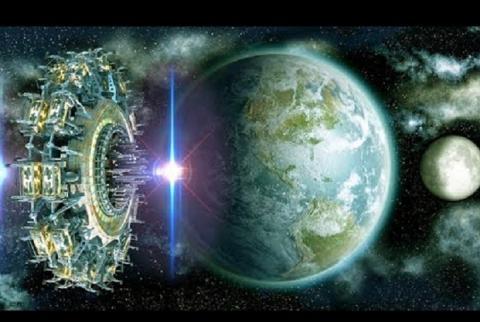 Пришельцы с Нибиру атакуют Землю: гигантский инопланетный корабль запечатлели напуганные жители Калифорнии
