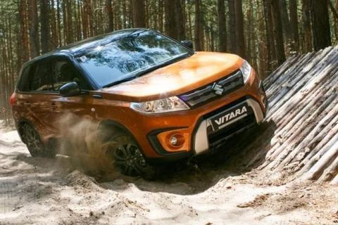 Suzuki перевоплотит Vitara в кроссовер нового поколения на зависть конкурентам