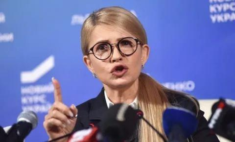 Тимошенко равняется на Тетчер