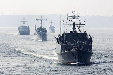 Четыре корабля НАТО вошли в акваторию Балтийского моря – в Госдуме дали комментарий по этому поводу