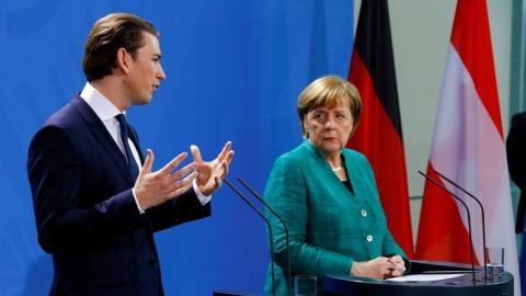 Германия и Австрия намерены бороться за «мягкий» Brexit