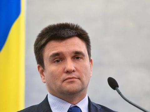 Глава украинского МИД Павел Климкин намерен прояснить ситуацию с тайной выдачей украинцам венгерских паспортов