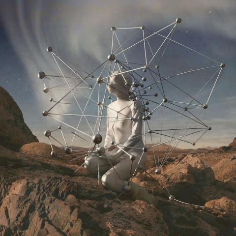 На Марсе вооруженный инопланетный воин подтверждает страшные опасения ученых НАСА