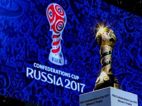 Кубок Конфедераций по футболу 2017: состав сборной России
