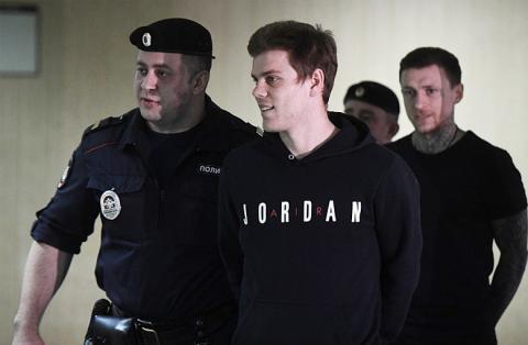 Жена Кокорина прокомментировала заседание суда по делу ее мужа