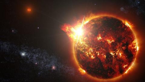 Нибиру, вошедшую в Солнечную систему, запечатлели камеры телескопа SOHO