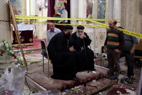 Взрыв в Египте сегодня в церкви, 9 апреля – последние новости, видео