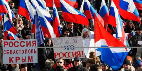 США: надо более жестко ответить России за Крым - глава Крыма доходчиво осадил Вашингтон