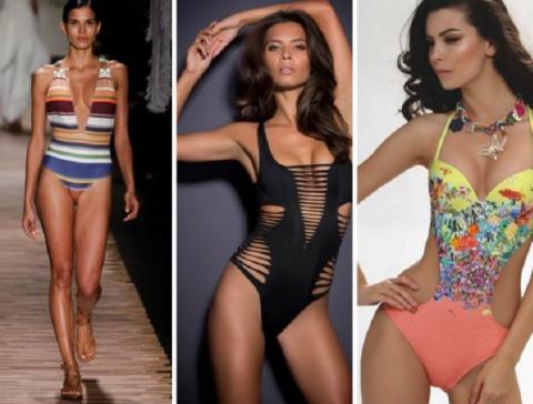 Модели купальников, которые будут популярны летом 2018 года