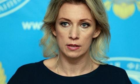 Захарова не сдержала эмоций после отстранения сборной РФ от Паралимпиады