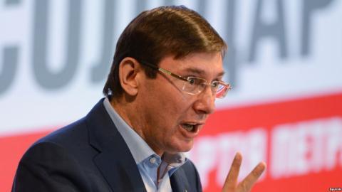 Генпрокурор Украины обвиняет Саламатина