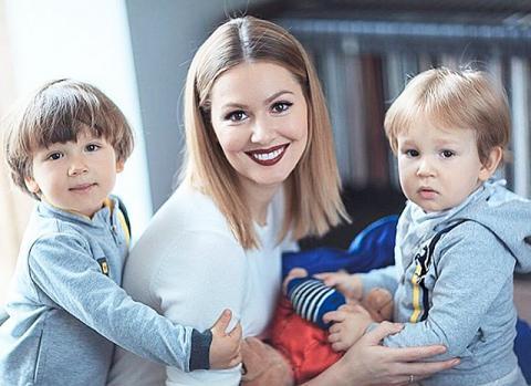 Мария Кожевникова родила третьего ребёнка - СМИ