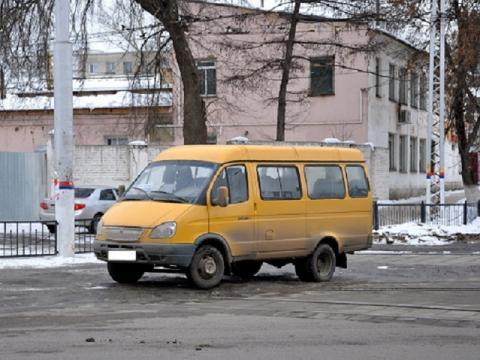 В Ставрополе задержан пьяный водитель маршрутки