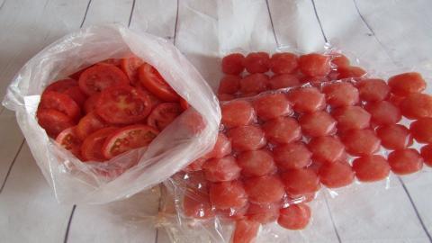 Как заморозить помидоры на зиму: три простых способа хранения томатов в замороженном виде