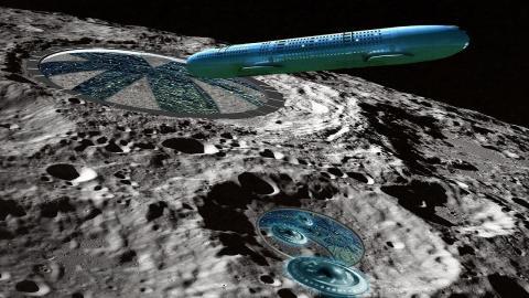 На поверхности Луны заброшен материнский корабль инопланетян – ученые