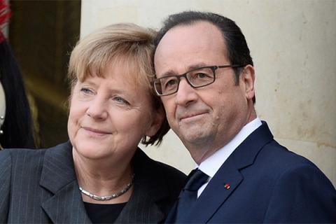 Меркель заявила о необходимости «еще раз» продлить антироссийские санкции
