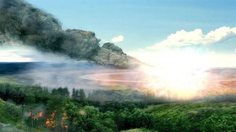 нове подробности о Тунгусском метеорите