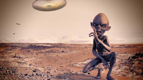 На Марсе умер пришелец – известный уфолог