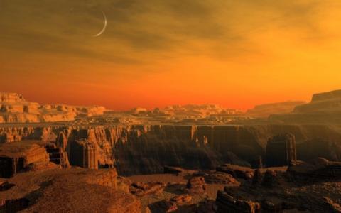 Призраки Красной планеты: самые странные предметы, найденные на снимках Марса