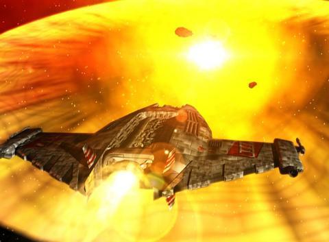 В Солнечной системе появился боевой корабль инопланетян – уфологи