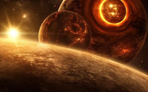 Уфолог предупреждает об опасном приближении Нибиру к Солнцу