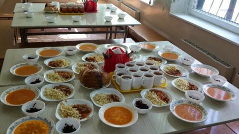 В школе Оренбурга 23 ребенка получили пищевое отравление