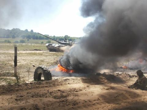 ВСУ пошли на прорыв под Донецком