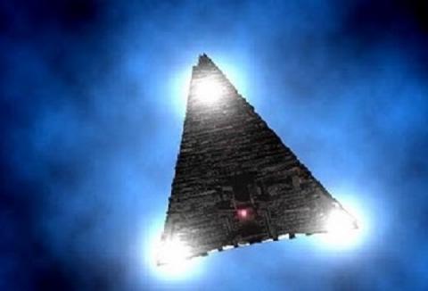 Треугольный НЛО зафиксировали камеры МКС: качественные снимки оказались выложены в Сеть
