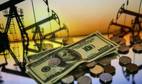 нефть, доллар
