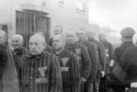 Немецкие осужденные