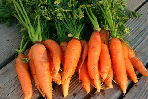 Овощи с кожурой полезнее для здоровья — ученые