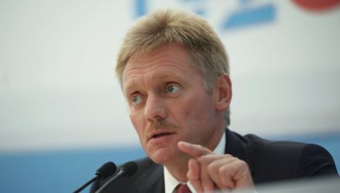 В Кремле не согласны с мнением США и ЕС об участниках воскресных акций