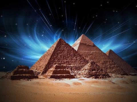 В тайной комнате пирамиды Хеопса скрыты «Звездные врата»- ученые