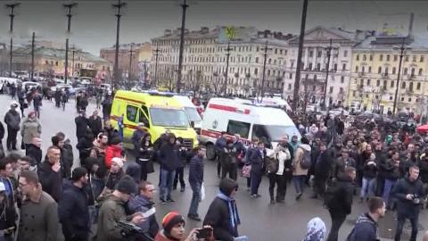 Взрывы в Санкт-Петербурге в метро 3 апреля, последние новости – список пострадавших, видео с камер наблюдения