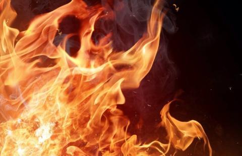 В Ростове при пожаре в 10-этажке пострадали четыре человека