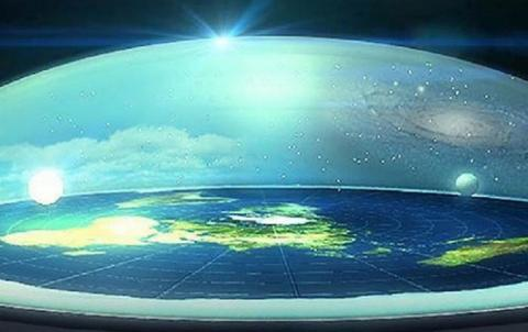 Теория о плоской Земле набирает популярность в мире