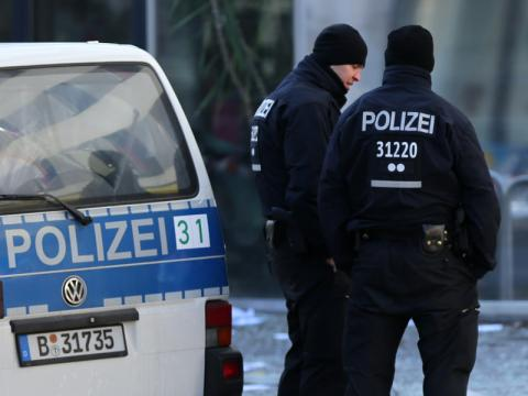 Полиция ФРГ