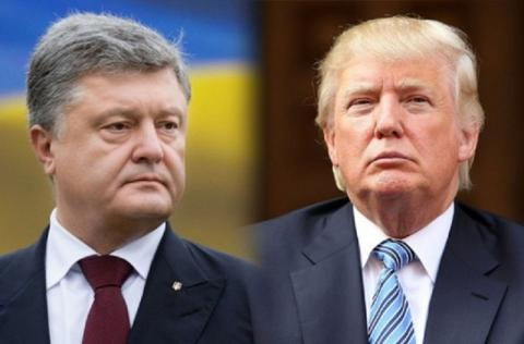 На Украине обратились к Трампу с просьбой по России