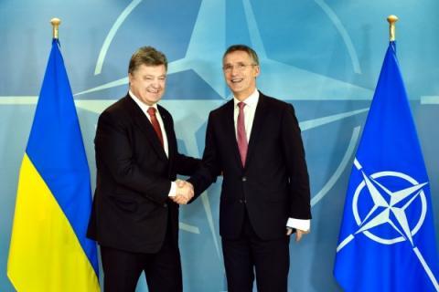 НАТО - Украина